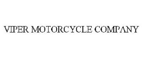 VIPER MOTORCYCLE COMPANY