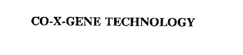 CO-X-GENE TECHNOLOGY
