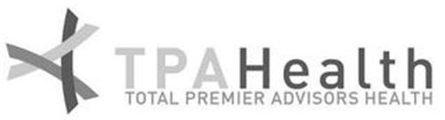 TPA HEALTH TOTAL PREMIER ADVISORS HEALTH