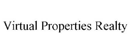 Virtual Properties Realty Trademark Of Virtual Properties