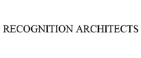 RECOGNITION ARCHITECTS