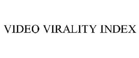 VIDEO VIRALITY INDEX