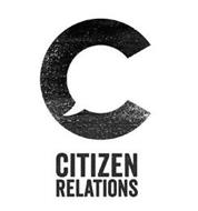 C CITIZEN RELATIONS