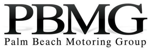 PBMG PALM BEACH MOTORING GROUP