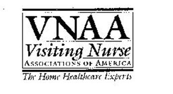 VNAA VISITING NURSE ASSOCIATIONS OF AMERICA THE HOME HEALTHCARE EXPERTS