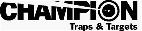 CHAMPION TRAPS & TARGETS