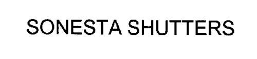 SONESTA SHUTTERS