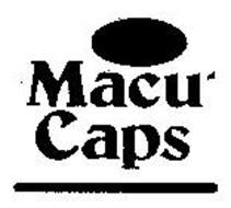 MACU CAPS