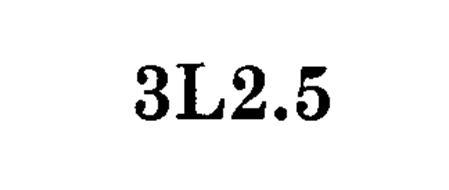 3L2.5