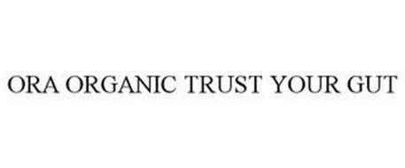 ORA ORGANIC TRUST YOUR GUT