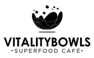 VITALITYBOWLS · SUPERFOOD CAFÉ ·