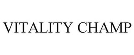 VITALITY CHAMP