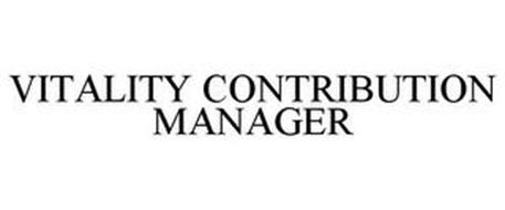 VITALITY CONTRIBUTION MANAGER
