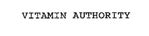 VITAMIN AUTHORITY