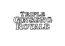 TRIPLE GINSENG ROYALE