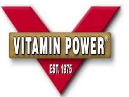 V VITAMIN POWER EST. 1975