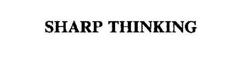 SHARP THINKING