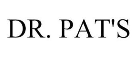DR. PAT'S