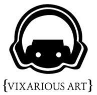 {VIXARIOUS ART}