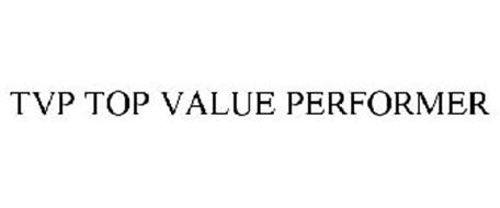 TVP TOP VALUE PERFORMER
