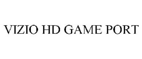 VIZIO HD GAME PORT