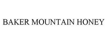 BAKER MOUNTAIN HONEY