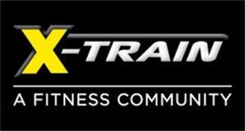 X-TRAIN A FITNESS COMMUNITY