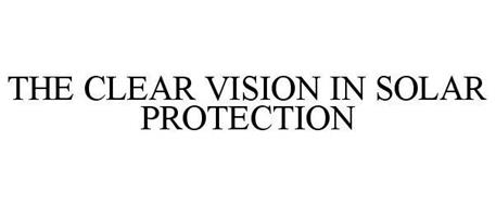 THE CLEAR VISION IN SOLAR PROTECTION