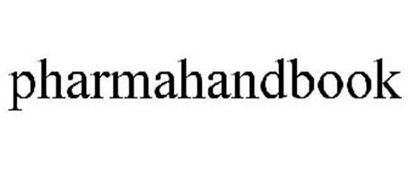 PHARMAHANDBOOK