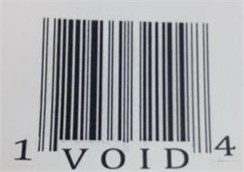 1 VOID 4