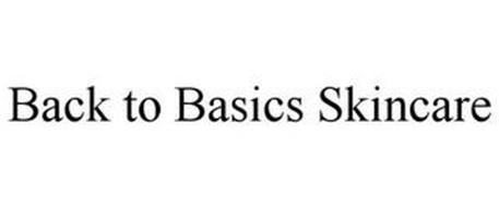 BACK TO BASICS SKINCARE