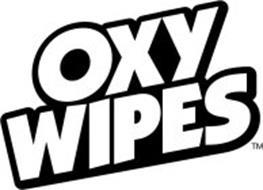 OXY WIPES
