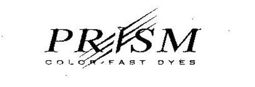 Prism Color Fast Dyes Trademark Of Von Schrader Company
