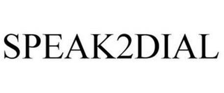 SPEAK2DIAL