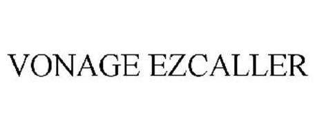 VONAGE EZCALLER
