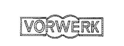 Vorwerk Trademark Of Vorwerk Amp Co Elektrowerke Kg Serial