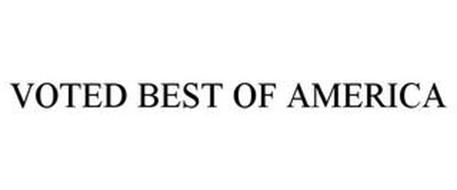 VOTED BEST OF AMERICA