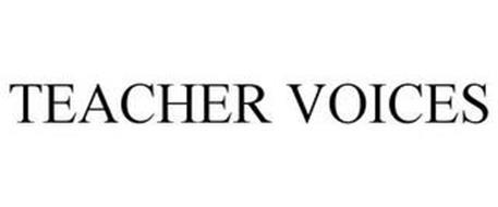 TEACHER VOICES