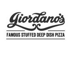 GIORDANO'S FAMOUS STUFFED DEEP DISH PIZZA