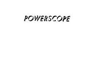 POWERSCOPE