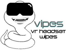 VIPES VR HEADSET WIPES