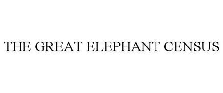 THE GREAT ELEPHANT CENSUS