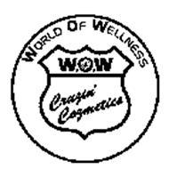 WORLD OF WELLNESS W.O.W CRUZIN' COZMETICS