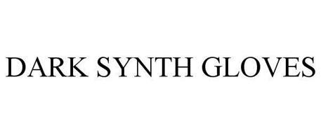 DARK SYNTH GLOVES