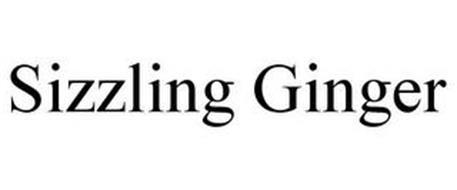 SIZZLING GINGER