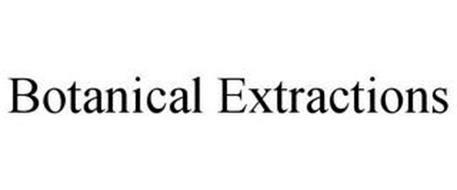 BOTANICAL EXTRACTIONS