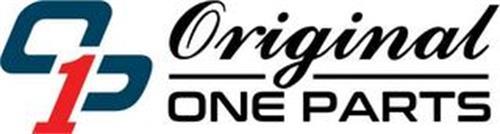 O1P ORIGINAL ONE PARTS