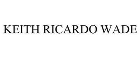 KEITH RICARDO WADE