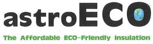 ASTROECO THE AFFORDABLE ECO-FRIENDLY INSULATION