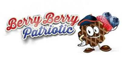 BERRY BERRY PATRIOTIC